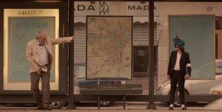 Remo Girone e Tommaso Neri in una scena di Maicol Jecson