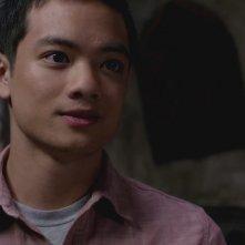 Supernatural: Osric Chau in una scena della serie