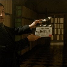 I Milionari: il regista Alessandro Piva sul set del film