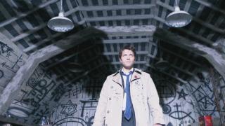 Supernatural: Misha Collins in Lazarus Rising