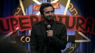 Supernatural: Rob Benedict nell'episodio The Real Ghostbusters