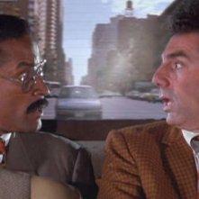 Seinfeld: Michael Richards e Phil Morris