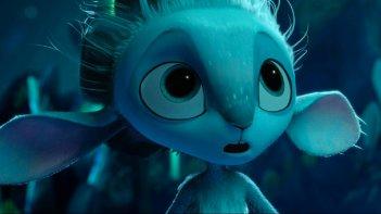 Mune: un'immagine del fauno Mune, protagonista del film d'animazione