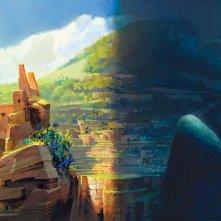 Mune: una scena del film d'animazione