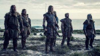 Northmen: una scena del film d'avventura sui vichinghi
