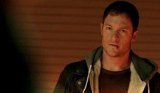 Supernatural: Tahmoh Penikett in una scena della nona stagione
