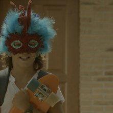 Maicol Jecson: il piccolo Tommaso Neri nei panni di Tommaso in una scena del film