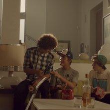 Maicol Jecson: una scena di gruppo del film