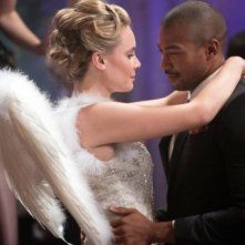 The Originals: Leah Pipes e Charles Michael Davis nell'episodio Tangled Up in Blue