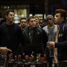 22 Jump Street: Channing Tatum insieme a Jonah Hill in una scena del film