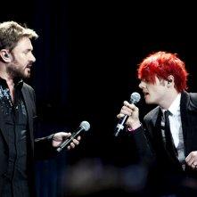 Duran Duran: Unstaged, Gerard Way e Simon Le Bon nel documentario musicale di David Lynch