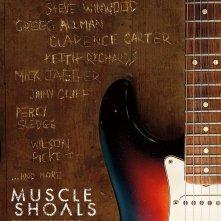 Muscle Shoals - Dove nascono le leggende: la locandina internazionale del film