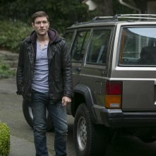 The Lottery: Michael Graziadei in una scena del pilot