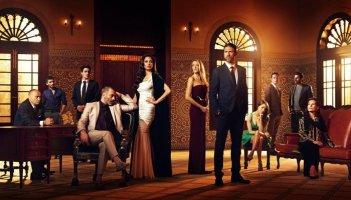 Tyran: il cast in un'immagine promozionale della prima stagione