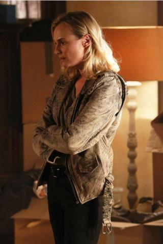 The Bridge: Diane Kruger nell'episodio Yankee
