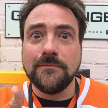 Star Wars: Episode VII - Il regista Kevin Smith in lacrime dopo la visita al set
