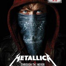 Locandina di Metallica Through the Never 3D