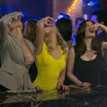 Una notte in giallo: una bizzarra scena della commedia