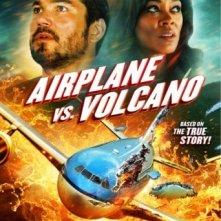 Locandina di Airplane vs Volcano