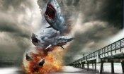Sharknado 2: The Second One - Trailer e featurette