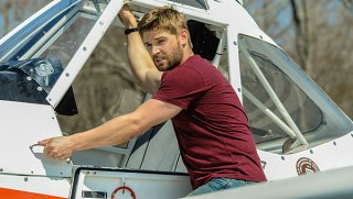 Under the Dome: Mike Vogel nell'episodio Infestation