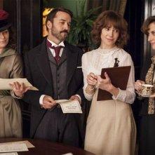 Mr. Selfridge: Jeremy Piven in una scena del quinto episodio della seconda stagione
