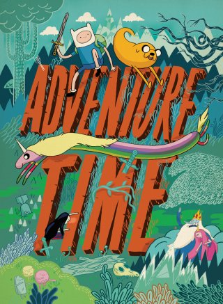 Adventure Time with Finn & Jake: la locandina della serie