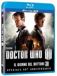 La cover de Il giorno del dottore 3D