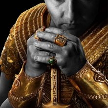 Exodus - Dei e Re: il character poster di Joel Edgerton