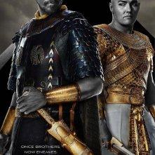 Locandina internazionale di Exodus - Dei e Re