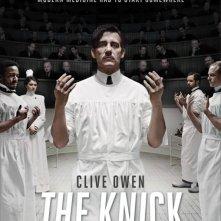 The Knick: il cast in un manifesto promozionale della prima stagione