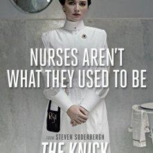 The Knick: Eve Hewson in un manifesto promozionale della prima stagione