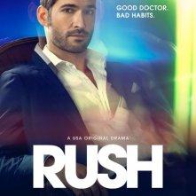 Rush: la locandina della serie, prima stagione