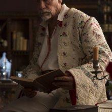 Crossbones: John Malkovich in un momento dell'episodio Antoinette