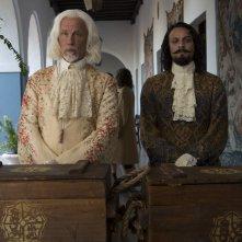 Crossbones: John Malkovich nell'episodio Antoinette