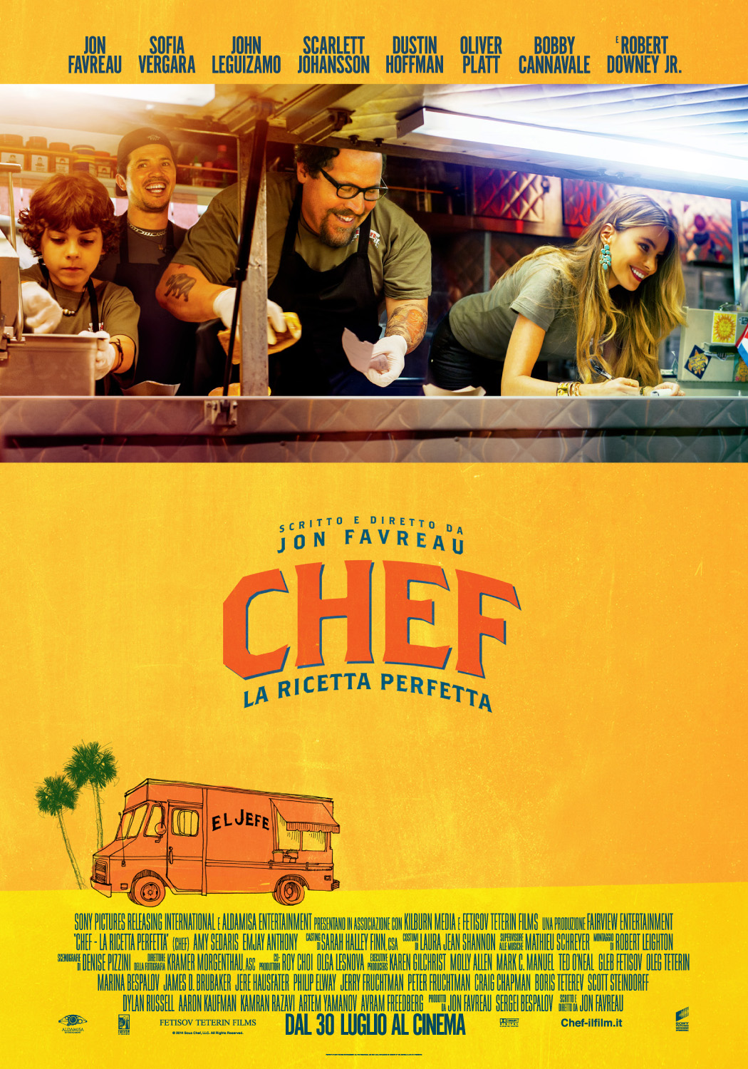 Chef Onesheet A