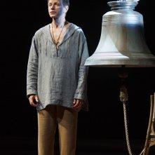 Brent Carver nei panni di Frate Lorenzo in una scena dello spettacolo teatrale