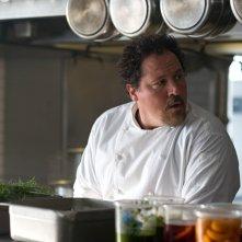 Chef - La ricetta perfetta: Jon Favreau nei panni dello chef Carl in una scena