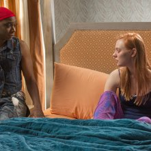 True Blood: Nelsan Ellis e Deborah Ann Woll nell'episodio Death Is Not the End