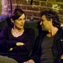 Mark Ruffano e Keira Knightley in Begin Again - Tutto può cambiare