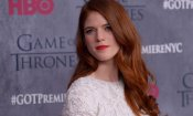 La guerriera Rose Leslie in The Last Witch Hunter
