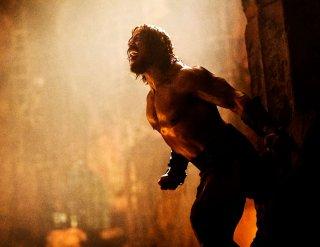 Hercules - Il Guerriero: l'urlo di Dwayne Johnson in catene