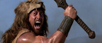 Dwayne Johnson in Hercules - Il Guerriero