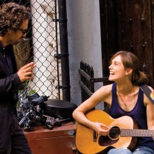 Begin Again - Tutto può cambiare: Keira Knightley e Mark Ruffalo in una scena del film