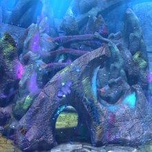 Winx Club - Il mistero degli abissi: l'incantevole mondo sottomarino delle Winx in una scena