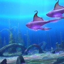 Winx Club - Il mistero degli abissi: un'immagine sottomarina del film