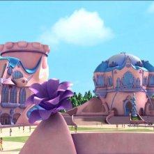 Winx Club - Il mistero degli abissi: una scena del film d'animazione diretto e ideato da Iginio Straffi