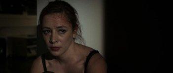 Un primo piano di Jasna Kohoutova dal film Chimères