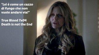 True Blood: una citazione di Pam dall'episodio Death is not the End