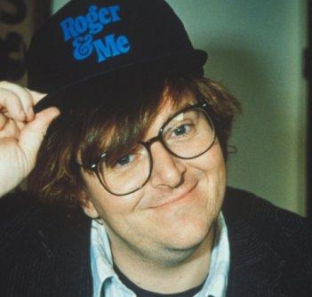 Michael Moore regista di Roger & Me